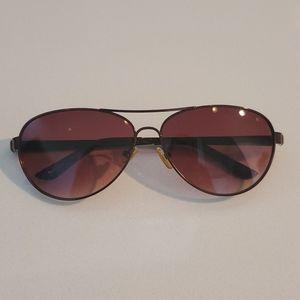 BCBG Aviator sunglasses